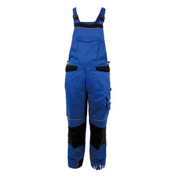 Dark blue Bib Pants
